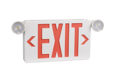 LED Emergency and Exit Lights
